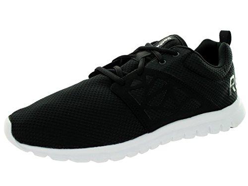 Reebok Sublite Authentique Chaussure De Course Baskets - Hommes Black-gravel-white