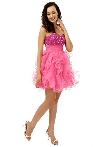 Da Vestito Breve Butalways Partito Rosa Caldo A Casa Convenzionale Vestito Promenade Ritorno Da Vestito q1vCEcdvxw