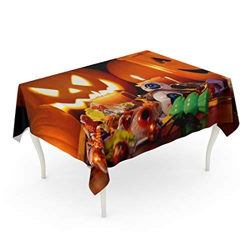 Tarolo Rectangle Tablecloth 60 x 90 Inch Colorful
