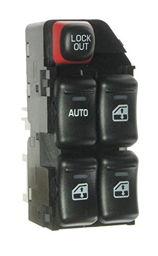 Master Electric Power Window Switch Front Left for Chevrolet Malibu Cutlass
