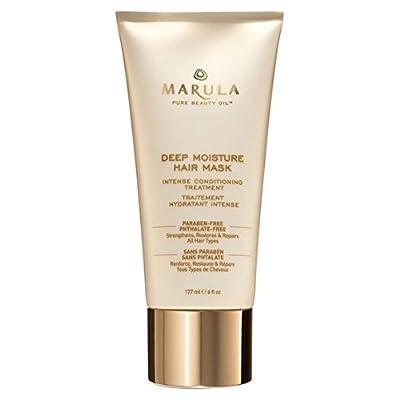 Marula Pure Beauty Oil Deep Moisture Hair Mask, 6.7 oz.