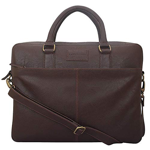 Lupo d'ordinateur portable Designer Satchel Multi Brown Lapis Unisexe Sac O Drab Pocket 6TpXxqBH5