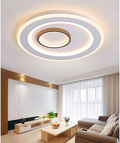 WDX- Ceiling Lamp LED Creative Bedroom Lamp ∅42cm/∅52cm Energy Saving (Color : Stepless dimming)