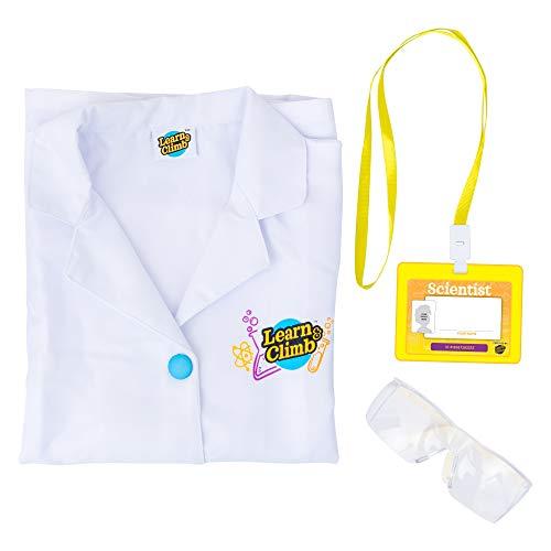 Learn & Climb Lab Coat for Kids - Children