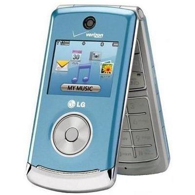 LG Chocolate 3 VX8560 Replica Dummy Phone / Toy Phone (Blue) ()