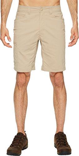 Royal Robbins Men's Active Traveler Stretch Shorts, Khaki, Size 40 (Robbins Royal Shorts Khaki)