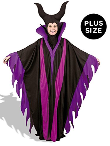 Charades Women's Plus Size Magnificent Witch, as as Shown, 3X]()