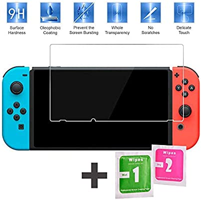 OcioDual Protector de Pantalla Compatible con Nintendo Switch ...