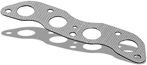 Replacement for Honda Fit Jazz GD3 2WD Engine Aluminum Gasket Replacement for Header Exhaust Manifold
