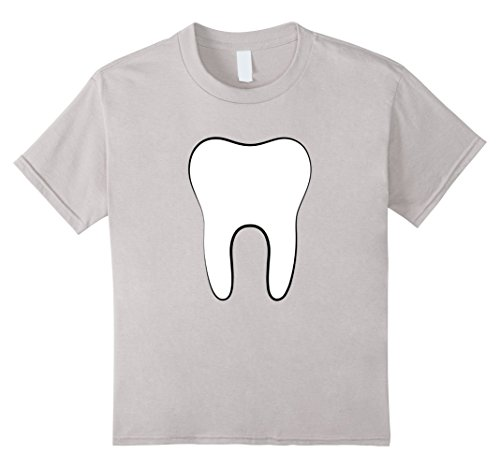Kids Tooth Fairy Couples Halloween 2017 Tshirt 6 Silver