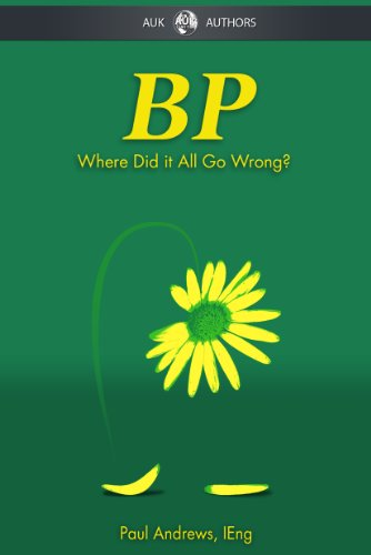 BP - Where Did It All Go Wrong? (AUK New Authors Book 12)