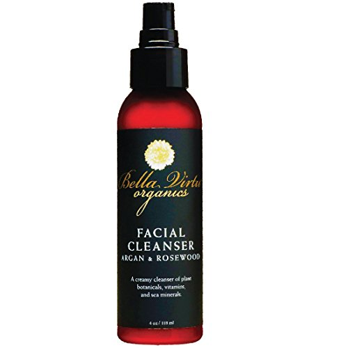 Organic Facial Cleanser Women Hypoallergenic product image