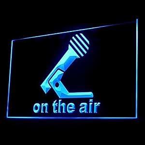The Air Studio Advertising LED Light Sign