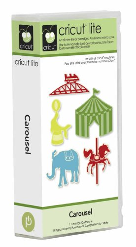 Cricut Carousel - Cricut Animal Cartridge