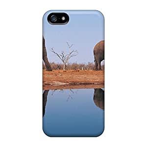 Iphone 5/5s Case Cover With Shock Absorbent Protective JQFqLVU6347OCHyW Case