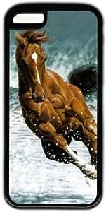Running Horse Theme Iphone 5c Case by ruishername