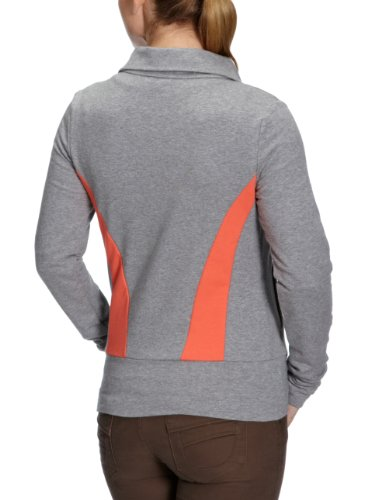 Y De athletic Fitness Mujer Para Heather Ejercicio Puma Heather Sudadera Athletic Gray qZtxptH