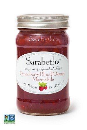 Crofters Strawberry - Sarabeth's Legendary Strawberry Blood Orange Marmalade - 9 oz