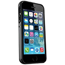 iSkin EXO5S5-BKC Exo5S5Bkc Exo iPhone 5/5S Black/Carbon-Carrying Case-Retail Packaging