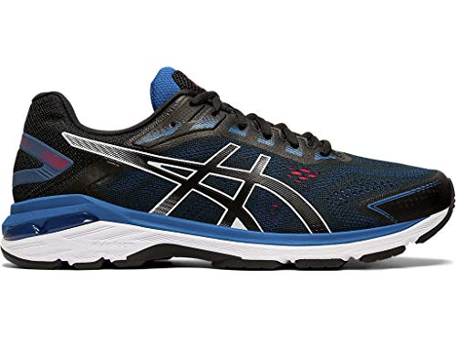 ASICS Men's GT-2000 7 Running Shoes, 10.5M, Black/Black