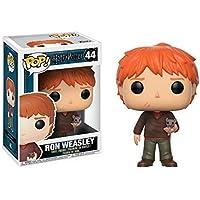 Funko Fgr-POP Harry Potter, Ron Weasley Scabbers Figürü