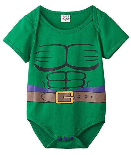 A&J D (Infant Hulk Costume)