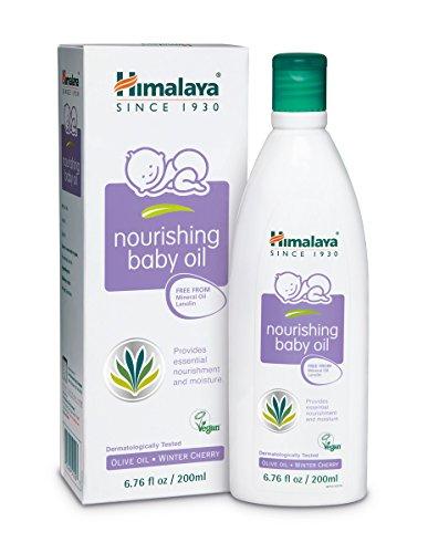 Himalaya Nourishing Baby 200ml Pack