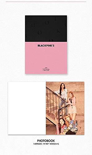 YG Blackpink - BLACKPINK'S 2019 Welcoming Collection DVD Album + Official  Poster + Photo Book + Polaroids + Photo Cards + Postcard + Wall Calendar +