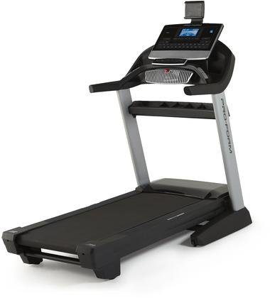 ProForm Pro Treadmill with SpaceSaver Design, ProShox Cushioning, 32 Workout Apps, bundled with SafeCastle Stainless Bottle
