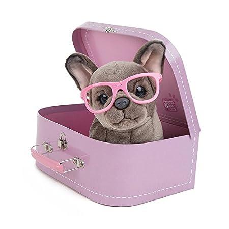 Studio Pets Perro de Peluche en maletín 6209: Amazon.es: Juguetes y juegos