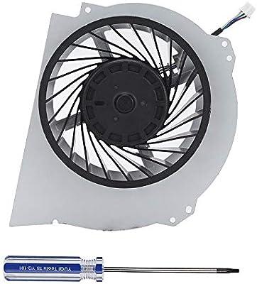 NITRIP Ventilador de enfriamiento Interno con Destornillador ABS ...
