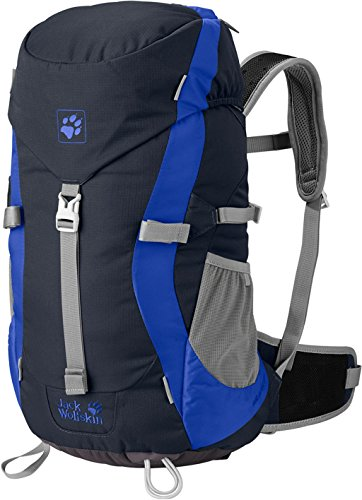 Jack Wolfskin Kinder Rucksack Kids Alpine Trail Night Blue