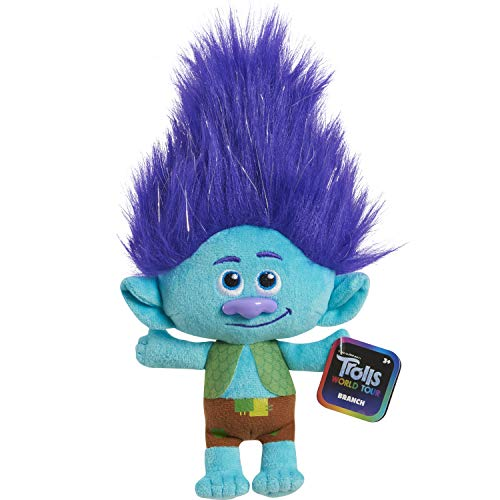 Trolls World Tour Small Plush Branch