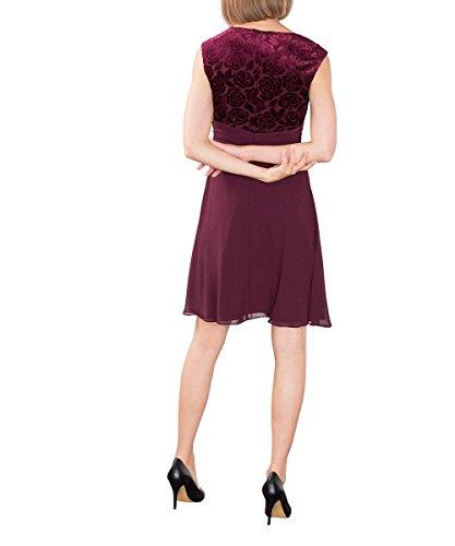Collection ESPRIT 600 Bordeaux Femme Rouge Robe Red vqxOwqBU