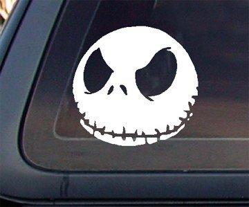 Sticker Jack Skellington 5.5 Car Decal