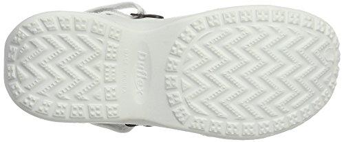 Chung Premium Shi 8907010 DUX Chaussures mixte Blanc schwarz adulte x1Rx4qA