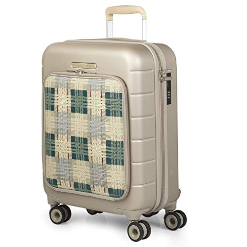 Victorio & Lucchino Wales Hand Luggage, 54 cm, 38 Litres, Champagne
