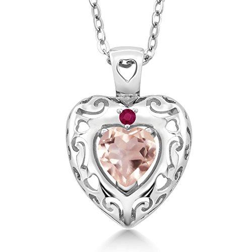 Quartz Ruby Necklace - 6