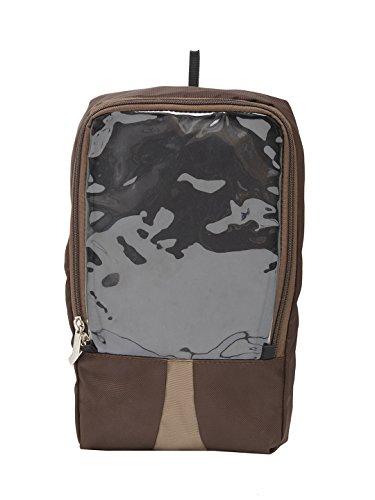 BagsRUs Brown Shoe Bag  SH102FBW