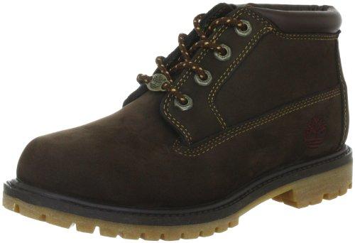 14693 Marron Timberland Boots Dr Femme Double Af Brown Nellie 1Julc5KT3F