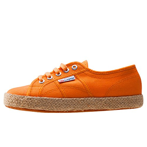 Orange de Mixte S4s Adulte Chaussures Gymnastique Superga 0x6qYgE