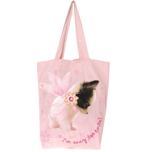 Too Cute Tote Bag