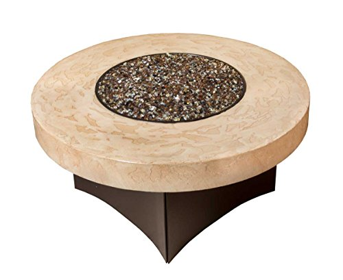 Gas Fire Pit Table Oriflamme Tuscan Stone. The Award Winning Leader in Outdoor Gas Fire Pit Tables. (42