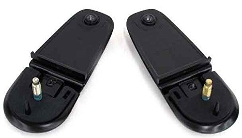 Rear Hatch Liftgate Glass Repair Hinge Set Kit Pair Left Right For 2006-2010 Ford Explorer Mercury Mountaineer Replaces OE#s 6L2Z-78420A68-AA 6L2Z-78420A69-AA Auto Parts Prodigy