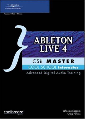 Ableton Live 4 CSi Master -