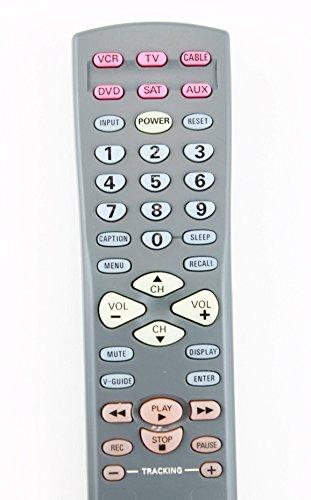 Sanyo TV Remote Control FXWG FXWK FXWB FXWC Supplied with models: DP23625  DP23845 DS24425 DS27425 DS27930 DS31520 DS32225 DS32424 DS32920 DS35224