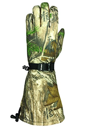 Seirus Innovation Men's HWS Xtreme Extended Gauntlet Glove, X-Large, Realtree Xtra ()