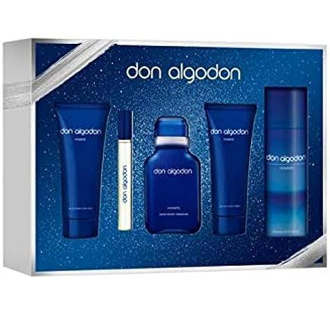 Don Algodón, Agua de tocador para mujeres - 100 ml.: Amazon.es: Belleza