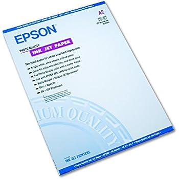 Amazon Com Epson S041079 Matte Presentation Paper 27 Lbs