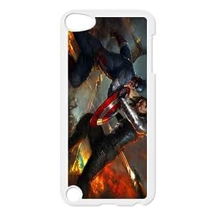 C-EUR Diy Print Captain America 2 Pattern Hard For SamSung Note 2 Case Cover
